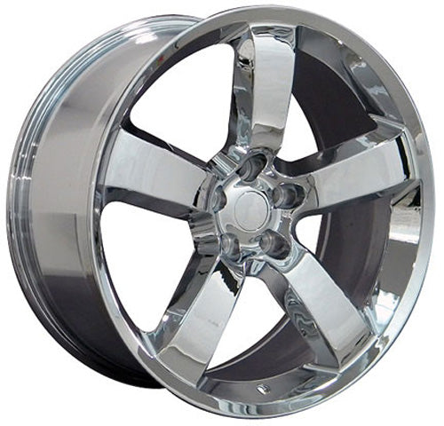 "20"" Fits Dodge - Charger SRT Wheel - Chrome 2x9 