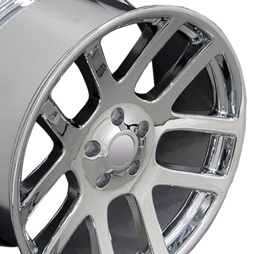 "22"" Fits Dodge - Ram SRT Wheel - Chrome 22x1 