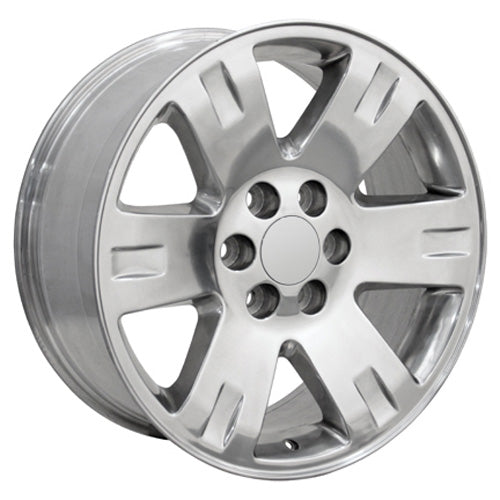"20"" Fits GMC - Yukon Wheel - Polished 2x8.5 