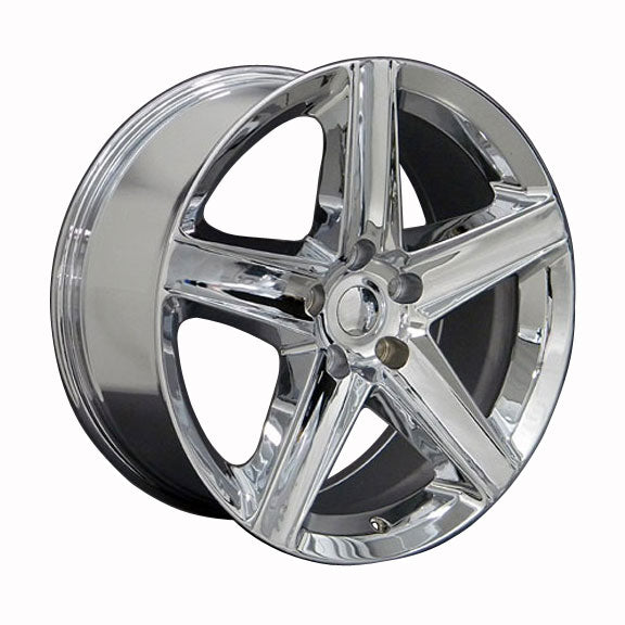 "20"" Fits Jeep - Grand Cherokee Wheel - Chrome 2x9 