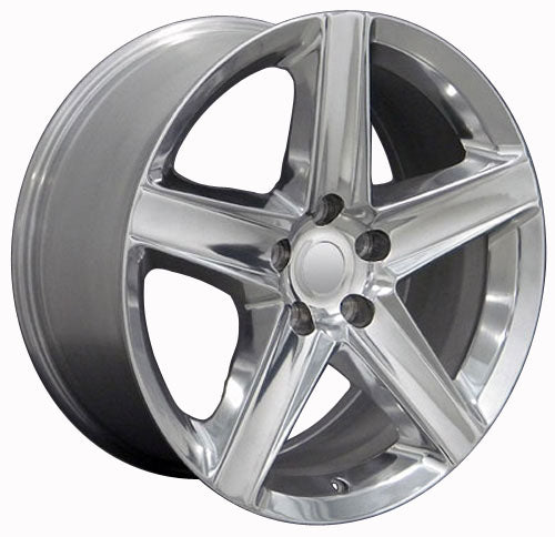 "20"" Fits Jeep - Grand Cherokee Wheel - Polished 2x9 