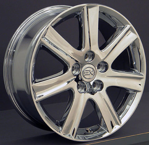 "17"" Fits Lexus - ES 35 Wheel - Chrome17x7 