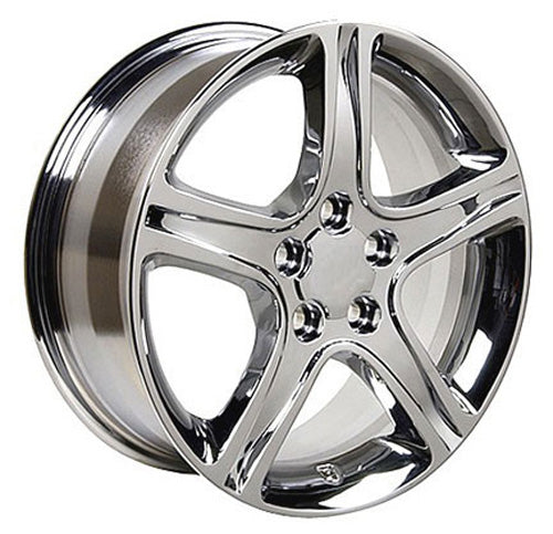 "17"" Fits Lexus - IS Wheel - Chrome 17x7 