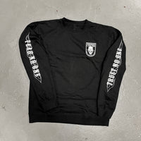 "PBM BILLY BONES ""THE SHIELD"" CREW NECK SWEAT SHIRT"