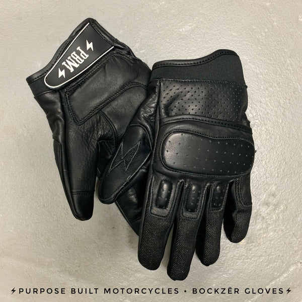 PBM BOCKZER GLOVES