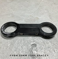 PBM 39mm Narrow Glide Fork Brace