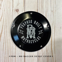 DERBY COVERS FOR M8 TOURING/BAGGER