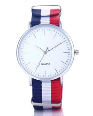 Multicolour Steel Wrist Watch For Men. WS-07