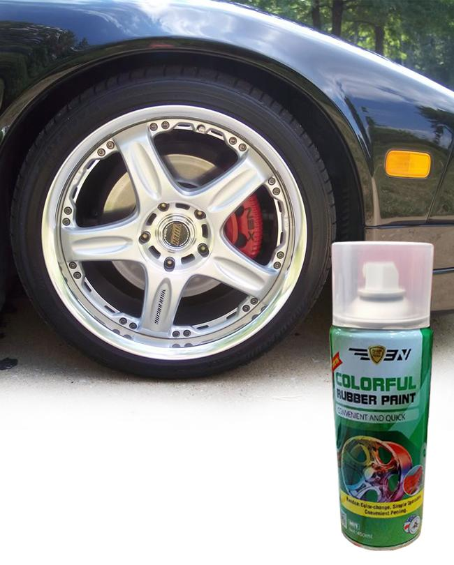 Paint For Cars >> Rubber Spray Paint For All Cars Silver Clickmall
