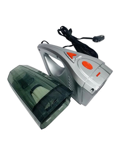 120W High Power Dry Wet Vacuum Cleaner Silver