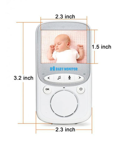 Baby Monitor Digital Camera Night Vision Temperature Monitor