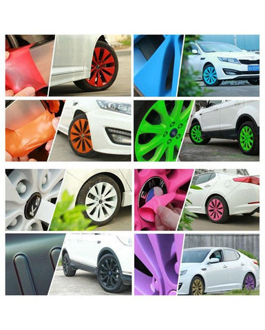 Rubber Spray Paint for All Cars - Green