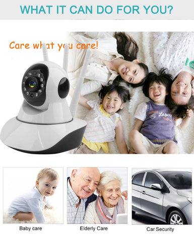 960P IP Camera Wireless IP Camera indoor PTZ webcam H.264 HD Night Vision Wifi Camera