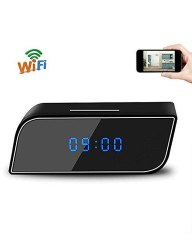 HD WIFI Hidden Clock Camera For IOS/ANDROID