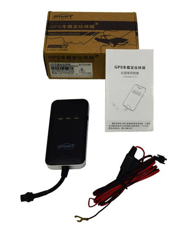 Smart GPS Tracker GT02A For Vehicles
