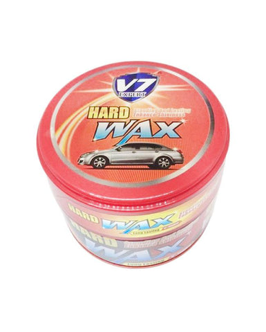 Hard Wax Polish V7- Universal For All Cars and Bikes
