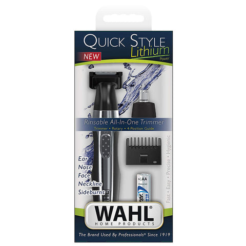 Wahl Nose Trimmer and Quick Style (All in one) 5604-035