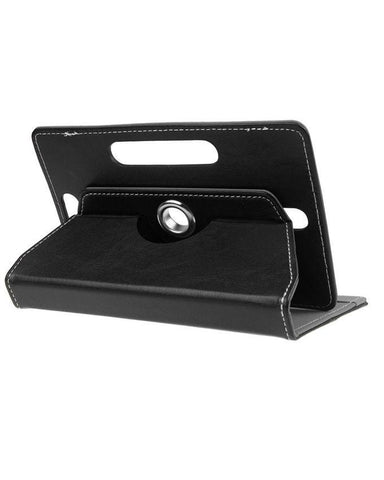 Electrotech 360 Rotate Leather Case For 10
