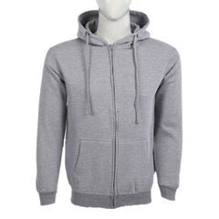 Teemoji Zipper Light Grey