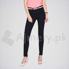 Women's Black Skinny Jaens. BJ-001