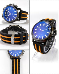 Black Men's Watch. WS-60