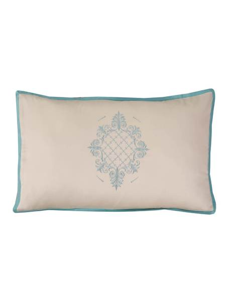 Khas 2 Pcs Dusky Baroque Pillow Cover 19 X 29