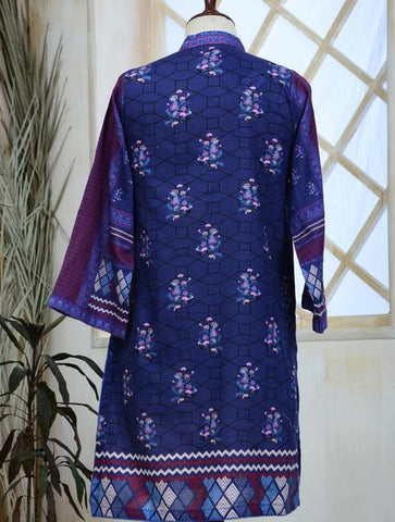 Khas Stitched Khaddar 1 PCS Women Shirt DR-150