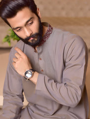 Khas Stores  2 Pcs Eid Collection  Men,s Kurta Shalwar S-6025