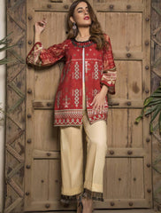 Khas Summer Unstitched 2 PCS Cambric RKC-17010