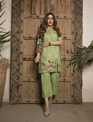 Khas Summer Unstitched 2 PCS Cambric RKC-17015