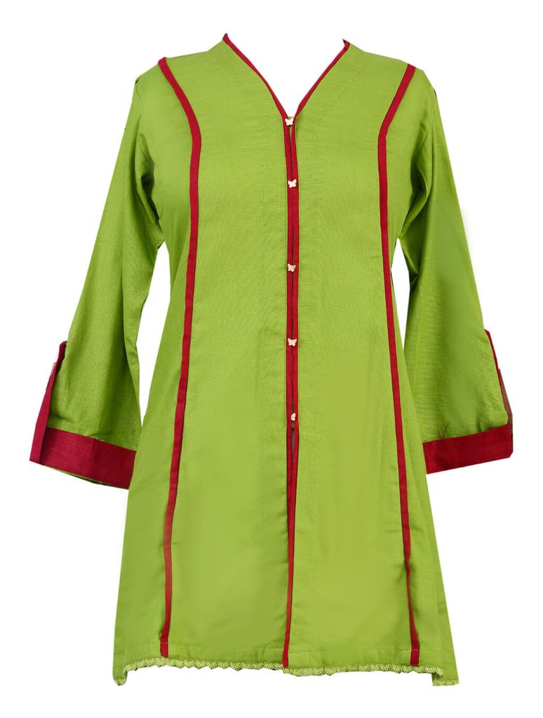 Khas Stitched 1 PCS Women Shirt KHT-020