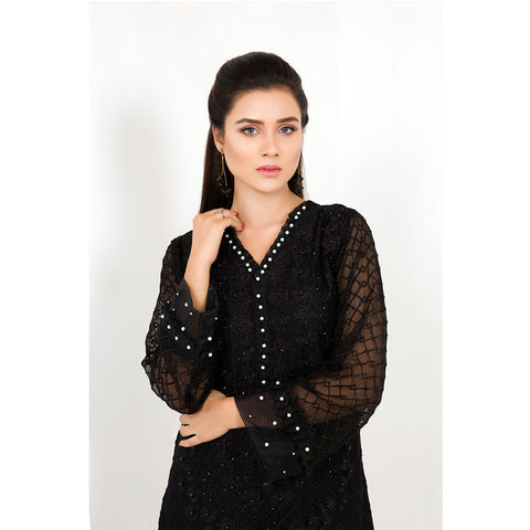 Stitch & Frame 2 Piece Stitched Suit - 108