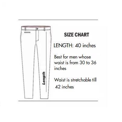 Multiseason Grey Cotton Casual Wear Trouser for Men