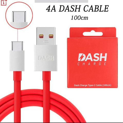 Original Oneplus 6 Dash Charger Cable Usb 3.1 Type C