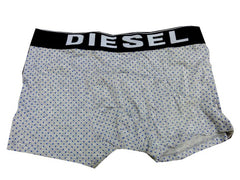 Diesel Men Underwear Boxer grey - Large