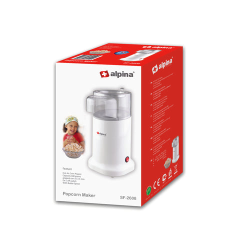 Alpina Pop Corn Maker SF-2608