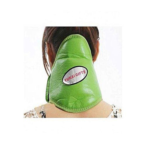 Green Neck Massager