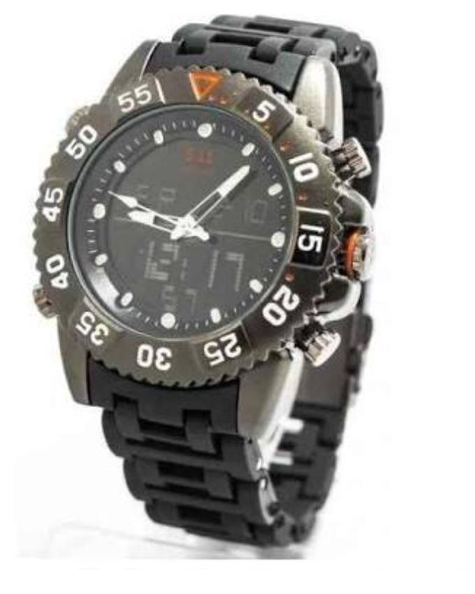 Stylish Stainless Steel Men's Watch. WS-52