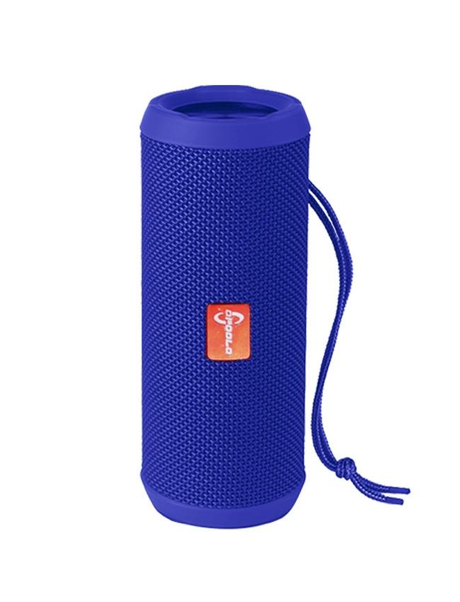 Electrotech X9-Wireless Stereo Bluetooth Portable Speaker-Blue