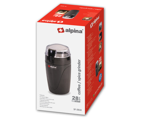 Alpina Coffee/Spice Grinder SF-2811