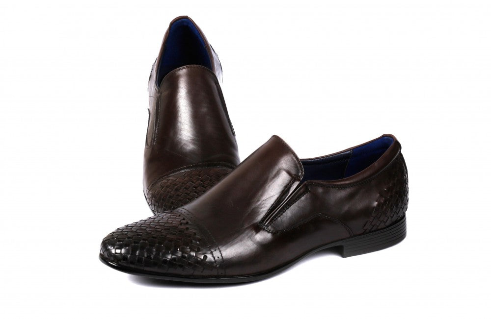 LOGO Men Formal Shoes 1967 BRA