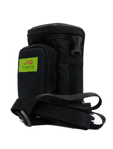 Camera case for JVC and semiprofessional cameras-Black