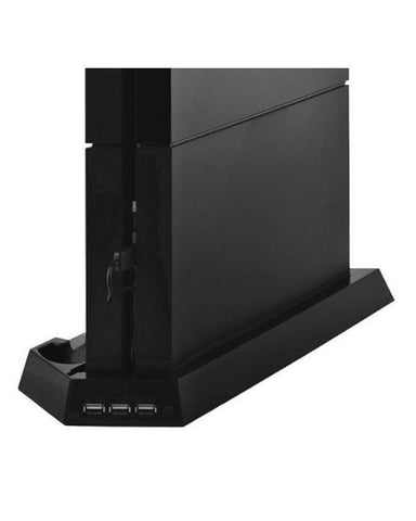 Electrotech Charging Stand With Controller Charging for PS4-Black