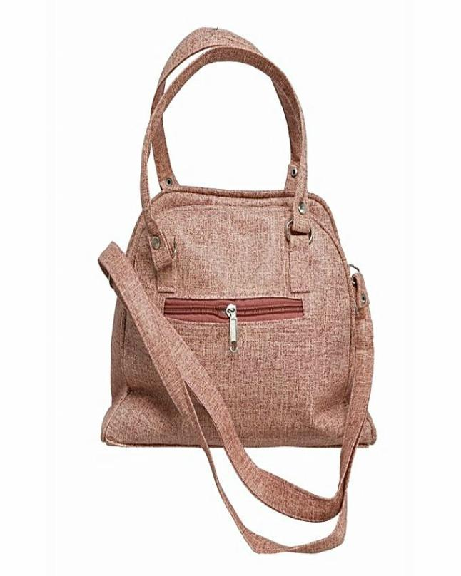 Pink Cross Body Bag For Women