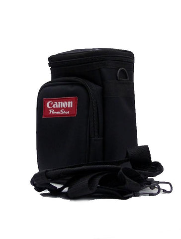 Canon Camera case for Camcorder and semiprofessional cameras-Black