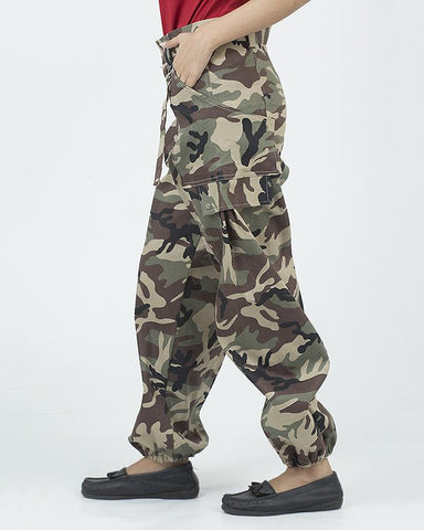 Camouflage Pants FTR-105A
