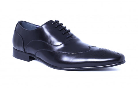 LOGO Formal Leather Shoes 2261 BKA