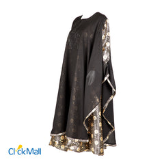 Ukasha Hijab Gold Kaftan High Multi