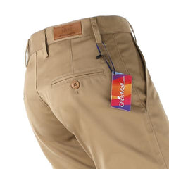 Gleiz Wrinkle Resistance - Light Khakis