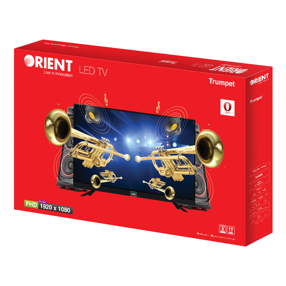 Orient Trumpet 32S HD Black